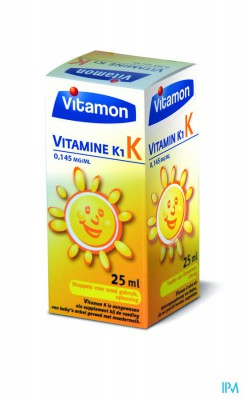 VITAMON K 25 ML