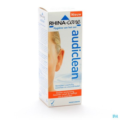 RHINA-CARE AUDICLEAN SPRAY 60ML
