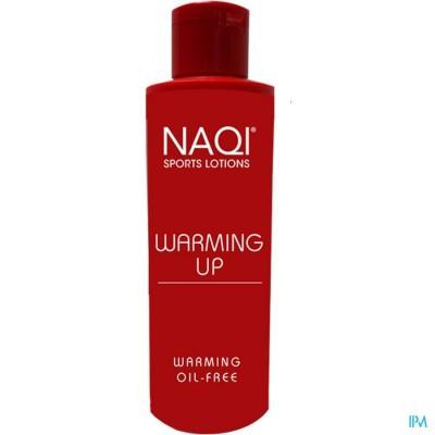 NAQI WARMING UP GEL 200ML