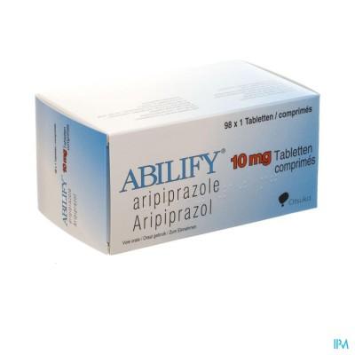 ABILIFY 10 MG COMP 98 X 10 MG
