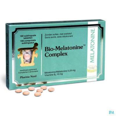 BIO MELATONINE COMPLEX COMP 180