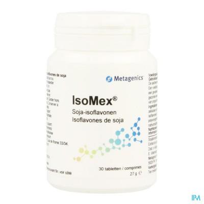 ISOMEX               POT COMP  30 19747 METAGENICS