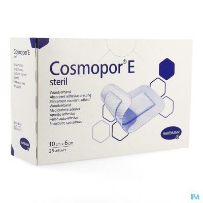 COSMOPOR E VERB STER ADH 10,0X 6CM 25 9008715