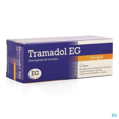 TRAMADOL EG FL 50ML 100 MG/ML
