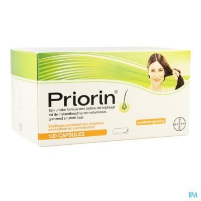 PRIORIN                  CAPS 1X120