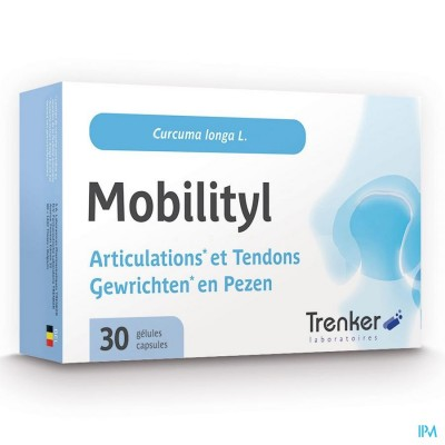 MOBILITYL CAPS 30 VERV.3241700