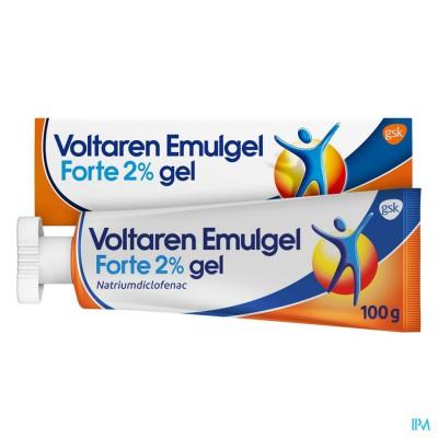 VOLTAREN EMULGEL FORTE 2 % GEL 100 G