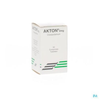 Akton Comp 50 X 2mg