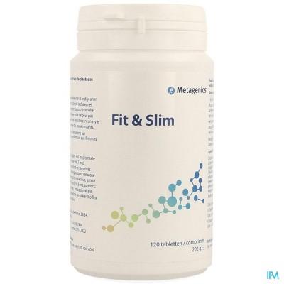 FIT & SLIM NF            COMP 120 975   METAGENICS