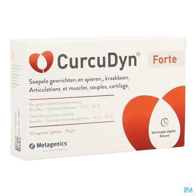 CURCUDYN FORTE CAPS 30 25634 METAGENICS