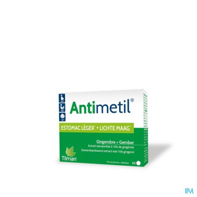 ANTIMETIL COMP 30