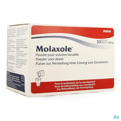 MOLAXOLE ZAKJES 30 X 13,8 G
