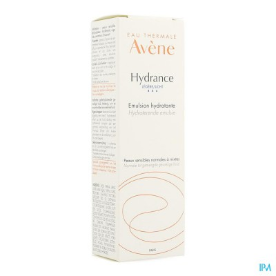 AVENE HYDRANCE OPTIMALE LICHT CR HYDRA 40ML NF