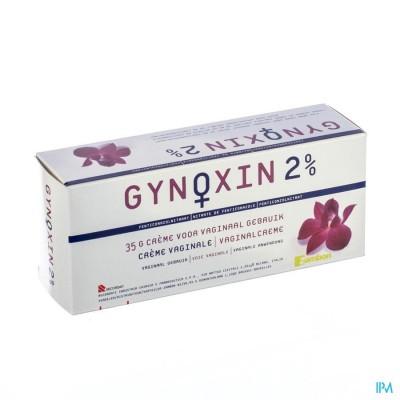 GYNOXIN 2% CREME VAGINAL 35 GR + 7 APPL