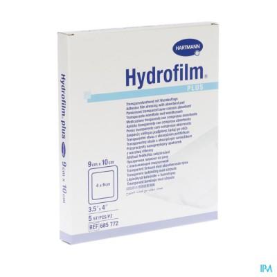 HYDROFILM PLUS 9X10,0CM 5 6857721
