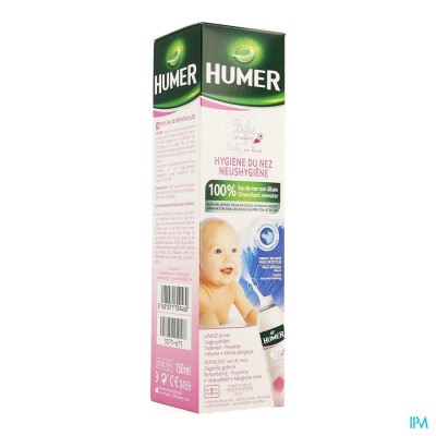 HUMER SPRAY ISOTONISCH KIND    150ML
