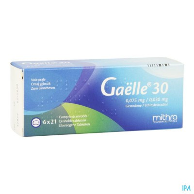 GAELLE 30 COMP  6 X 21