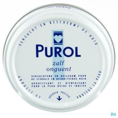 PUROL ZALF GEEL 50ML