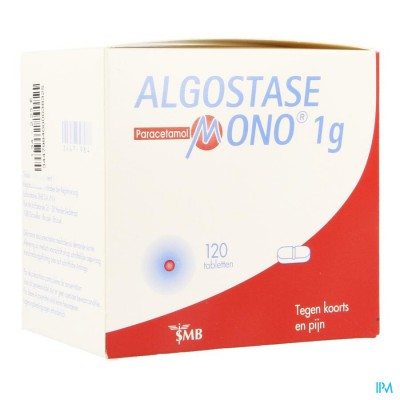 ALGOSTASE MONO 1 G COMP 120 X 1 G