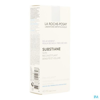 LRP SUBSTIANE EXTRA RICHE A/AGE 40ML