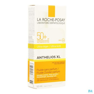 LRP ANTHELIOS XL FLUIDE EXTREME IP50+ RENO 50ML