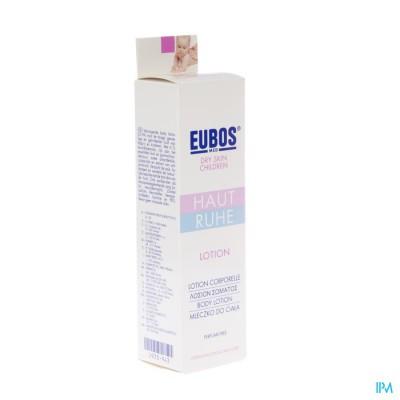 EUBOS HAUT RUHE BABY-KIND LOTION DH-GEV H    125ML