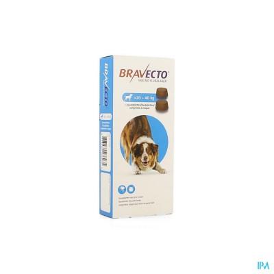 Bravecto Kauwtabletten Hond 2x1000,0mg
