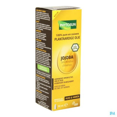 PHYTOSUN H.V. JOJOBA BIO 50ML BE2