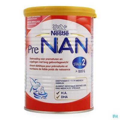PRE-NAN PDR 400G