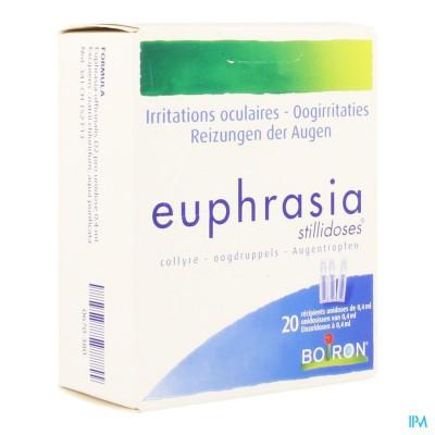 Euphrasia Stillidose Collyre 20x0,4ml Boiron