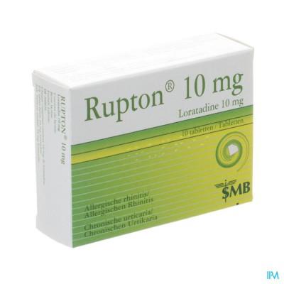 RUPTON COMP  10 X 10 MG