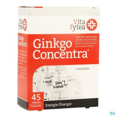 VITAFYTEA GINKGO CONCENTRA     TABL  45