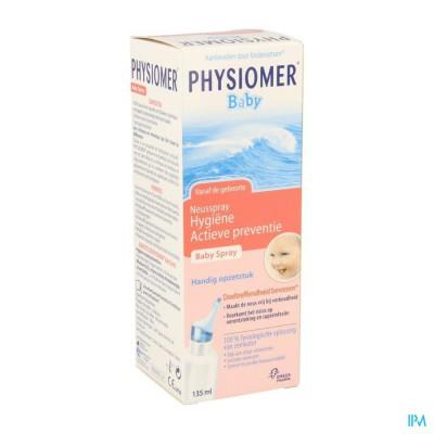 PHYSIOMER ISO BABY SPRAY 135ML