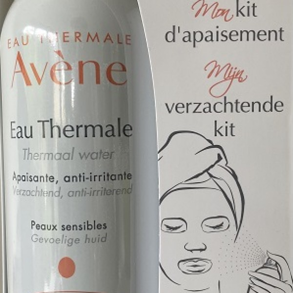AVENE THERMAAL WATER KIT SPR.150ML + 5 KOMPRESSEN