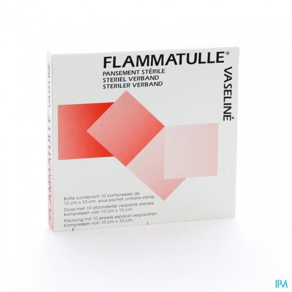 FLAMMATULLE VASELINE KP 10X10X10 VERV 1478726