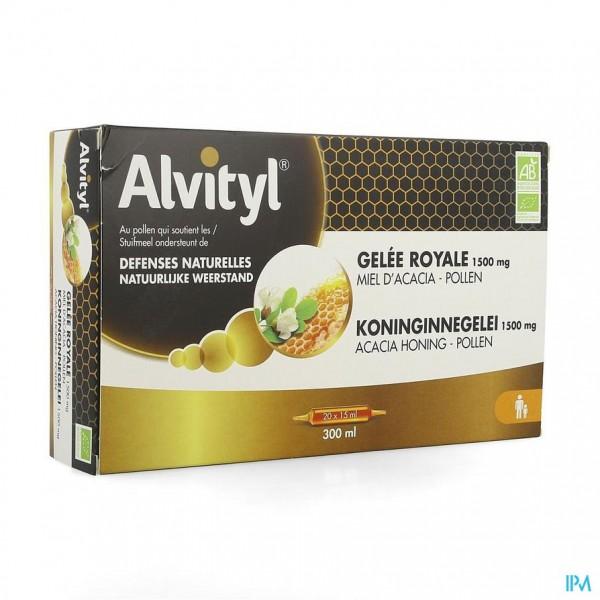 ALVITYL KONINGINNEGELEI 20X15ML