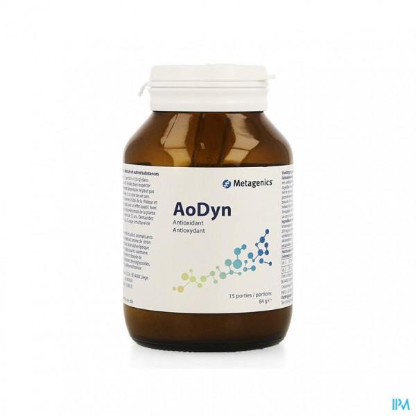 AODYN PDR                 POT 85G 4478  METAGENICS