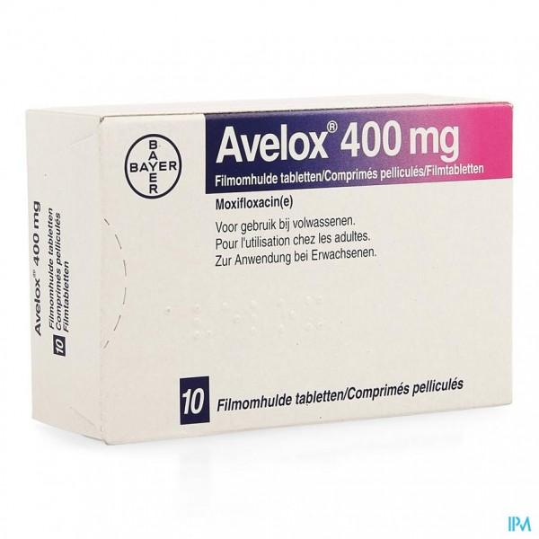 Avelox mdl